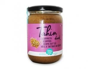 Tahina dark pasta sezamowa BIO (500 g)