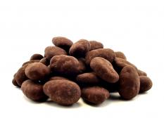 Groszki czekoladowe (migdał) BIO