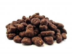 Groszki czekoladowe (banan) BIO
