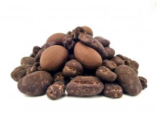 Groszki czekoladowe (mix) BIO