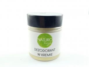 Dezodorant Naturologia w kremie 30 ml