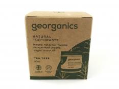 Pasta do zębów GEORGANICS (DRZEWO HERBACIANE) 60 ml