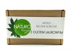 Mydło Naturologia - z olejem laurowym