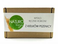 Mydło Naturologia - z olejem z kiełków pszenicy