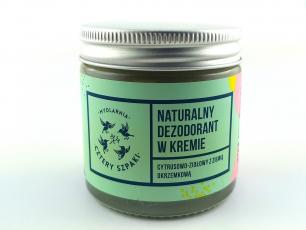 Dezodorant 4SZPAKI w kremie 60 ml (zapachowy)