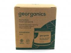 Pasta do zębów GEORGANICS (ZIELONA MIĘTA) 60 ml