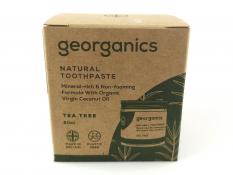 Pasta do zębów GEORGANICS (DRZEWO HERBACIANE) 120 ml