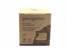 Pasta do zębów GEORGANICS (CZYSTY KOKOS) 60 ml