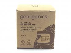 Pasta do zębów GEORGANICS (CZYSTY KOKOS) 120 ml