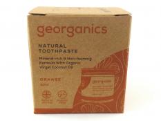 Pasta do zębów GEORGANICS (POMARAŃCZE) 120 ml