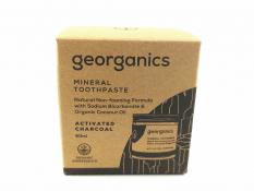 Pasta do zębów GEORGANICS (WĘGIEL AKTYWNY) 60 ml