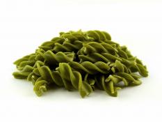 Makaron bezglutenowy z groszku zielonego świderki lub muszla BIO