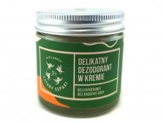 Delikatny dezodorant 4SZPAKI w kremie 60 ml (bezzapachowy)
